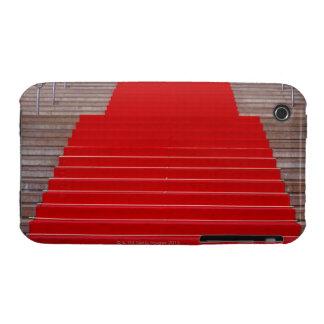 alfombra roja funda para iPhone 3