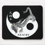 Alfombrilla de ratón Dragon Taichi Mousepads