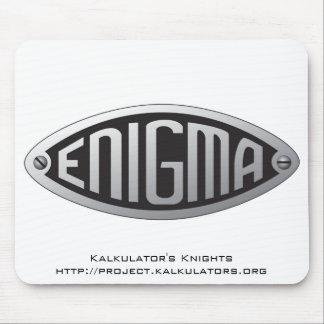 Alfombrilla de ratón Enigma