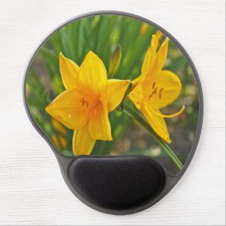 Alfombrilla de ratón Flor de lis #3 Alfombrillas Con Gel