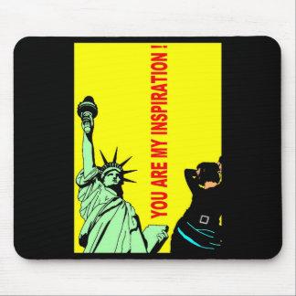 ALFOMBRILLA DE RATÓN NUEVA YORK POP ARTE DISEÑOS L