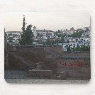 Alfombrilla ratón paisaje Granada España Alfombrillas De Raton