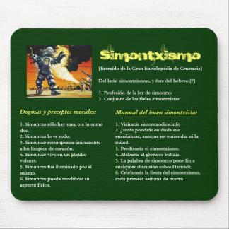 Alfombrilla SIMONTXISMO Mouse Pad