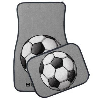 Alfombrillas de auto Fútbol-Temáticas Alfombrilla De Coche