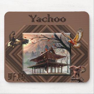 Alfombrillas de ratón Yachoo japonesas
