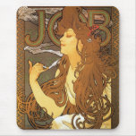 Alfons M. Mucha Mouse Pad