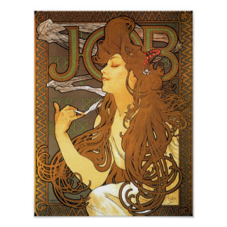 Alfons M. Mucha Poster