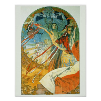 Alfons M. Mucha Posters