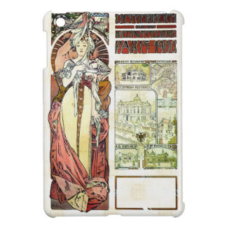 Alfons Mucha 1900 Austrian Pavilion Case For The iPad Mini