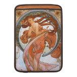 Alfons Mucha: Dance MacBook Sleeves