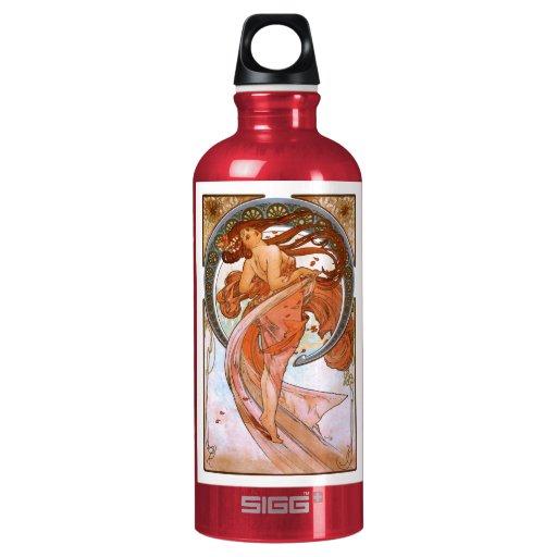 Alfons Mucha: Dance SIGG Traveler 0.6L Water Bottle