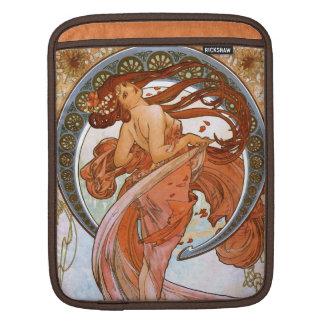Alfons Mucha Danza Fundas Para iPads