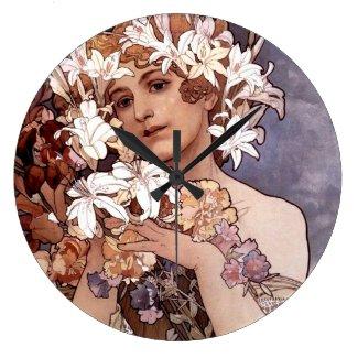 Alfons Mucha: Flower