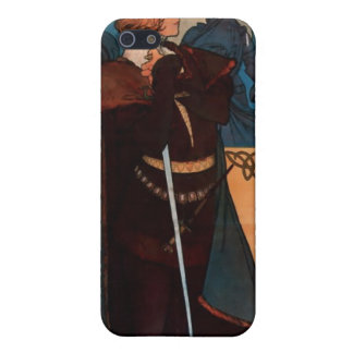Alfons Mucha Hamlet iPhone SE/5/5s Cover