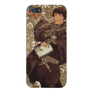 Alfons Mucha  Lorenzaccio Case For iPhone SE/5/5s