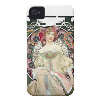 Alfons Mucha Reverie 1897 Case-Mate iPhone 4 Case