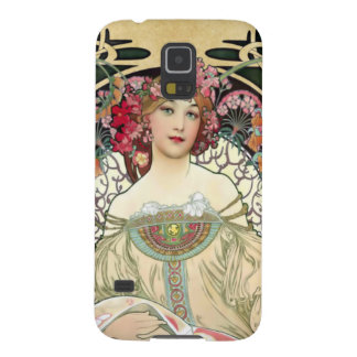 Alfons Mucha Reverie 1897 Galaxy S5 Cover