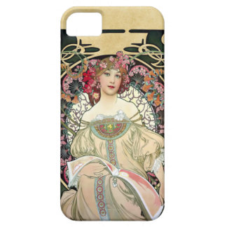 Alfons Mucha Reverie 1897 iPhone SE/5/5s Case