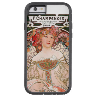 Alfons Mucha Tough Xtreme iPhone 6 Case