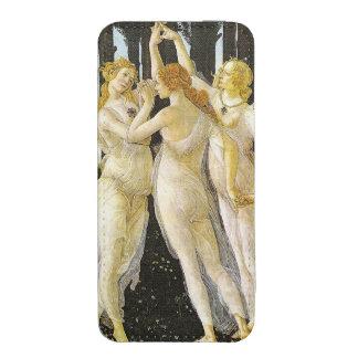 Alfonse Mucha Elegant Art Nouveau iPhone 5 Pouch