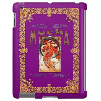Alfonso Mucha - danza Funda Para iPad
