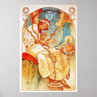 Alfonso Mucha el poster épico eslavo