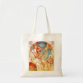Alfonso Mucha la bolsa de asas épica eslava