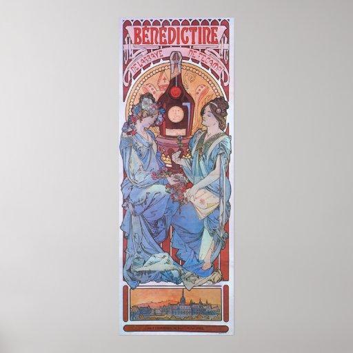 Alfonso Mucha. Lorenzaccio, 1896 Posters