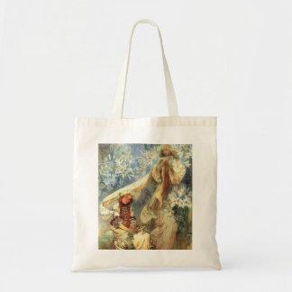 Alfonso Mucha Madonna de la bolsa de asas de los l