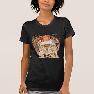 Alfonso Mucha - primavera Camisetas