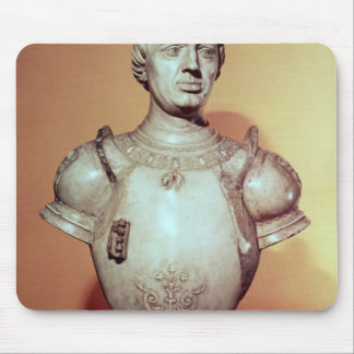 Alfonso V 'Magnanimous' of Aragon , portrait Mouse Pad