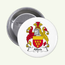 Alford Family Crest Button