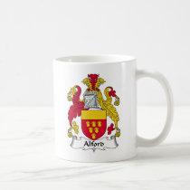 Alford Family Crest Mug