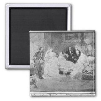 Alfred de Musset  Eugene Delacroix Magnet