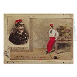 Alfred Dreyfus  as a prisoner, 1894-1906 Cards