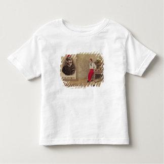 Alfred Dreyfus  as a prisoner, 1894-1906 Toddler T-shirt