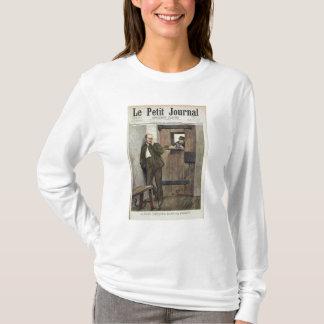 Alfred Dreyfus  in Prison T-Shirt