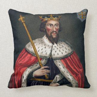 Alfred el grande 849-99 después de una pintura cojines