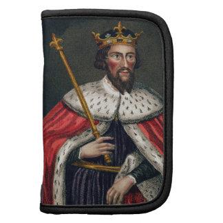 Alfred el grande 849-99 después de una pintura organizador