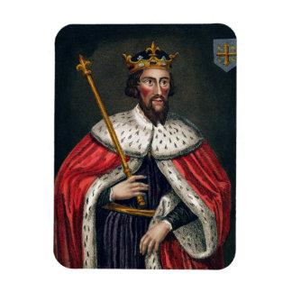 Alfred el grande 849-99 después de una pintura imanes de vinilo