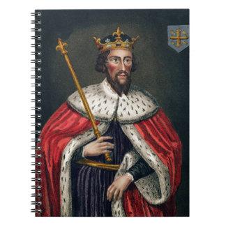Alfred el grande 849-99 después de una pintura cuadernos