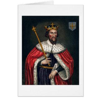 Alfred el grande 849-99 después de una pintura felicitacion