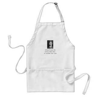 Alfred Francis Hill 1906 Adult Apron