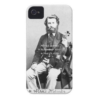 Alfred Holmes Case-Mate iPhone 4 Case