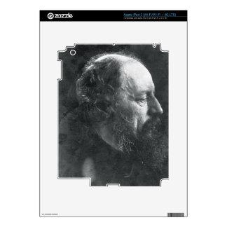 Alfred, Lord Tennyson (1809-92) c.1868 (albumen pr Skins For iPad 3