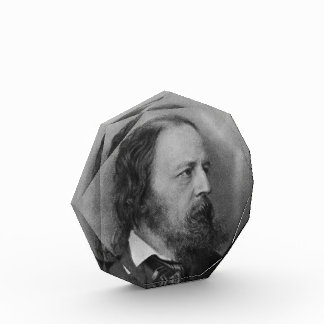 Alfred Lord Tennyson Portrait 1905 Acrylic Award