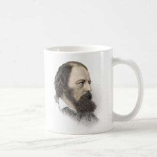 Alfred, señor Tennyson Tazas De Café