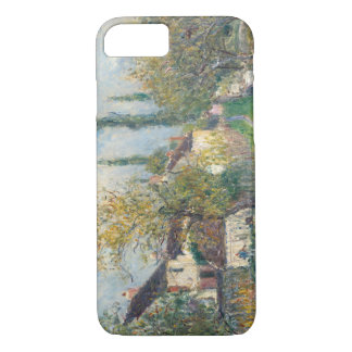 Alfred Sisley - A Path at Les Sablons iPhone 8/7 Case