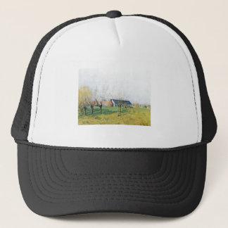 Alfred Sisley Bauernhof zum Höllenkaff  1874 Trucker Hat