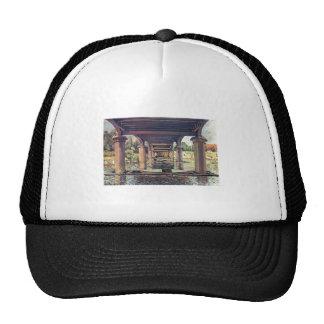 Alfred Sisley Brücke - Hampton Court 1874 Trucker Hat
